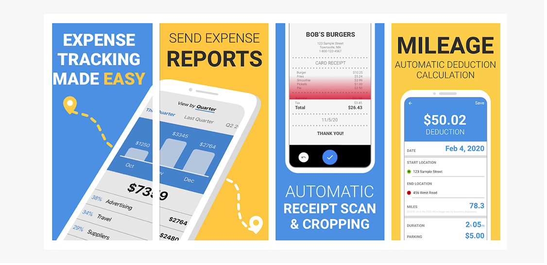 Expense-tracking