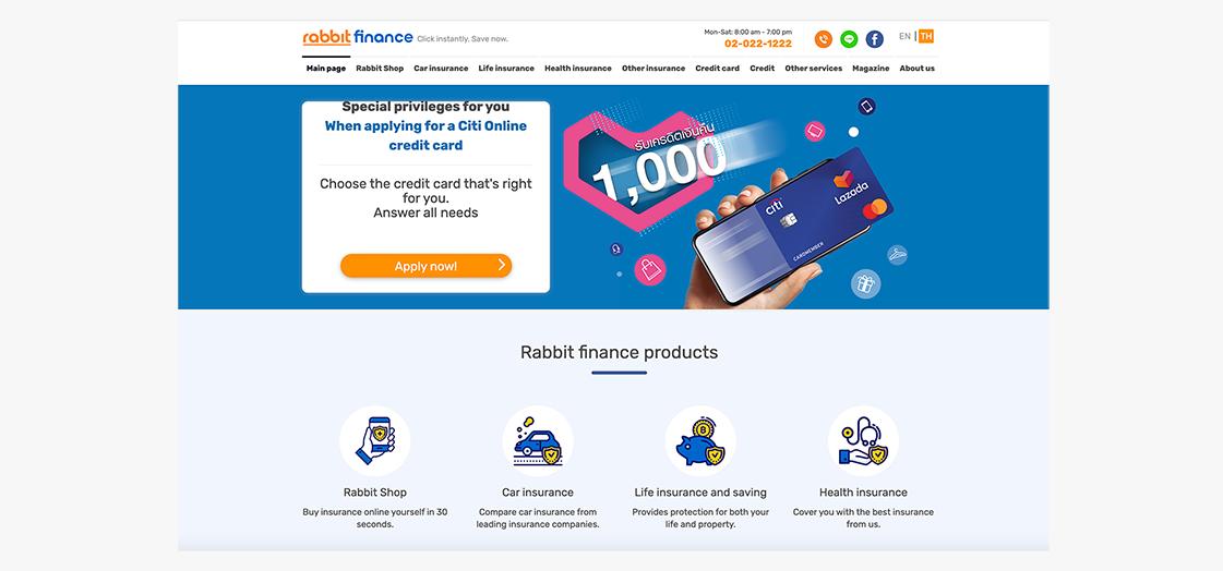 Rabbit Finance