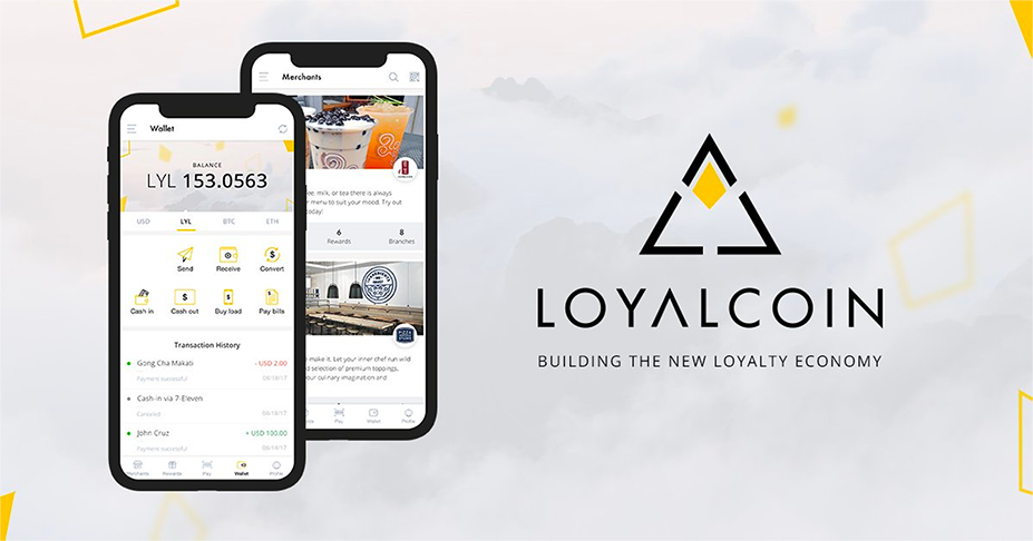 LoyalCoin Mobile Wallet