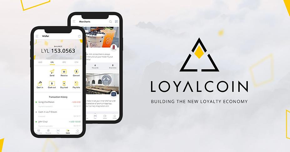 LoyalCoin Mobile Wallet